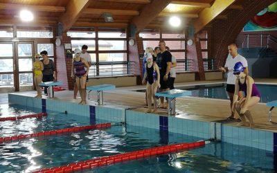 Körzeti Diákolimpia Döntő úszás Marcali